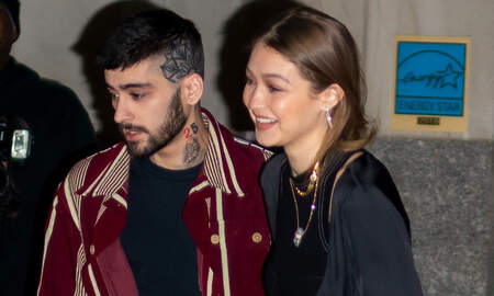 image for Gigi Hadid Confirms Zayn Malik Reunion With Sweet Valentine's Day Post