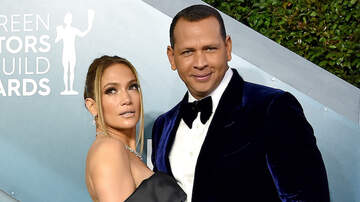 image for Jennifer Lopez & Alex Rodriguez Honor Valentine's Day With Romantic Videos