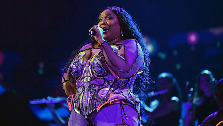 Lizzo Twerks In Sexy Sheer Lingerie For Valentine's Day In NSFW Video | Z100