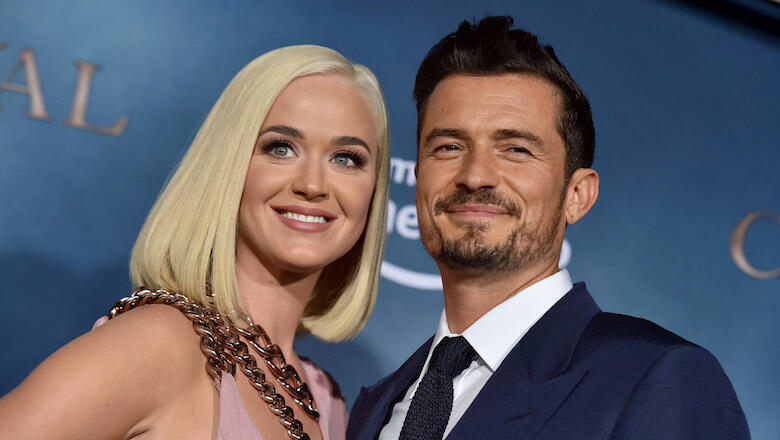 Katy Perry Shares Photos From Romantic Engagement Anniversary Party | Z100