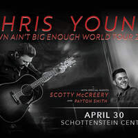 Win Tickets To See Chris Young In Concert
