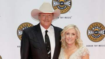 image for Alan Jackson flustered singing his sweet Valentine to his wife