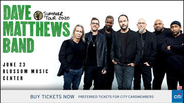 image for Dave Matthews Band concert ticket rules