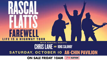 image for Rascal Flatts Farewell: Life Is A Highway Tour @ Ak-Chin Pavilion