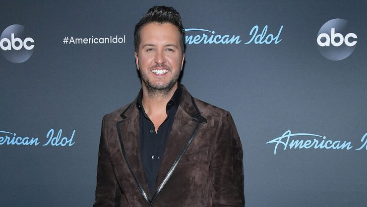 Luke Bryan Says Being A Judge On 'American Idol' Made Him A Better Parent
