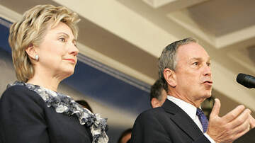 image for Drudge: Michael Bloomberg Is Considering Hillary As His Running Mate