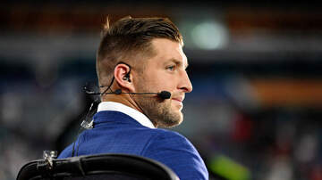 image for Tebow puts his stamp of approval on the XFL & says they had conversations