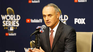 image for Manfred Defends Astros' Punishment