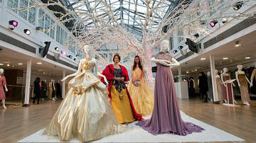 image for Disney Princess Inspired Wedding Dresses Are Here