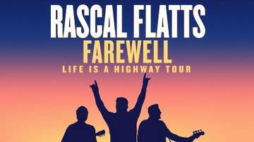 image for Rascal Flatts Farewell @ Riverbend Music Center!