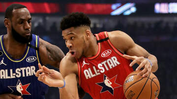 image for Team LeBron edges Team Giannis in NBA All-Star Game 157-155