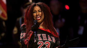 image for Chaka Khan Tries to Sing the National Anthem