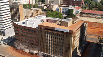 image for WATCH: Dallas Building Implosion Fail