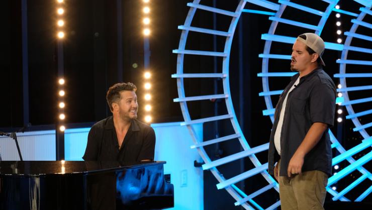 Alabama Garbage Man's 'American Idol' Audition Leaves Judges In Tears