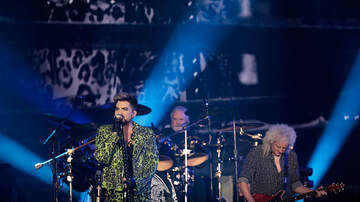 image for Queen + Adam Lambert Reprise 'Live Aid' Set For Australian Benefit!