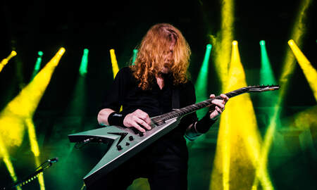 image for Dave Mustaine Still Unwilling To Relinquish Credit On Early Metallica Music