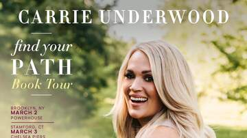 image for Carrie Underwood Is Going Out On A Book Tour