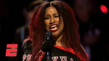image for Chaka Khan's National Anthem at The NBA All-Star Game 2-16-20