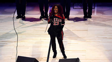 image for Chaka Khan Sings the National Anthem at the 2020 NBA All-Star Game!