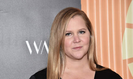 image for Amy Schumer Grateful For One Embryo After IVF, Thanks Women For Support