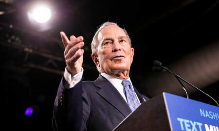 image for Bryan Steil Talks Mike Bloomberg's Views on Farming.