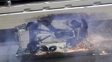 image for WATCH: Ryan Newman Spins Out In Horrific Crash At Conclusion Of Daytona 500