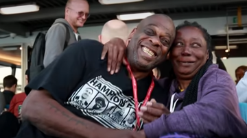 image for Millionaire Meets Homeless Couple & Invites Them To Live With Him