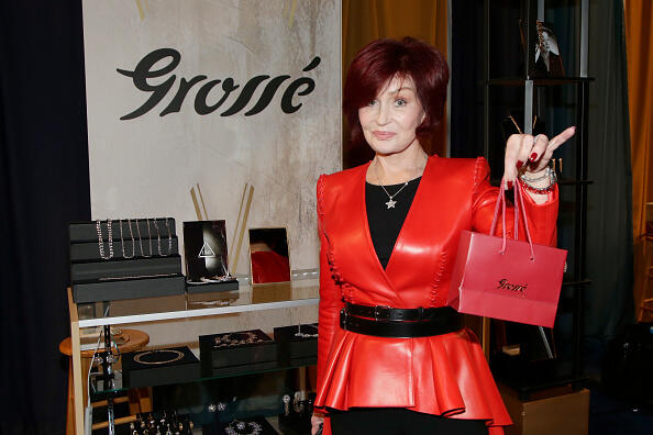 Sharon Osbourne Debuts White Hair After Decades Red | The Stansbury Show | Rock 106.9 WRQK
