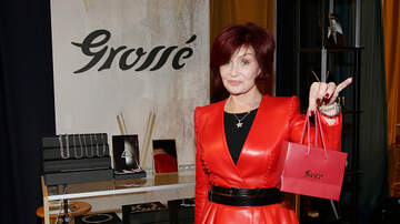 image for Sharon Osbourne Debuts White Hair After Decades Red
