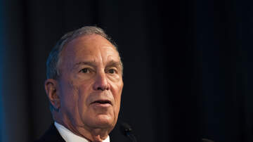 image for Michael Bloomberg Participates In First Democratic Presidential Debate