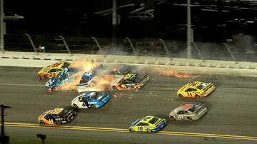 image for NASCAR Driver Ryan Newman Hospitalized After Terrifying Daytona 500 Crash