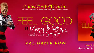 image for Jacky Clark Chisholm's New Single featuring Mary J. Blige