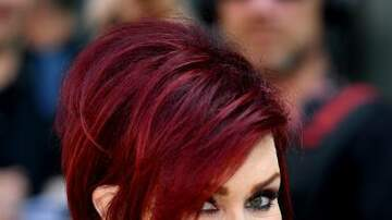 image for Sharon Osbourne Was Tired Of Dying Her Hair Weekly