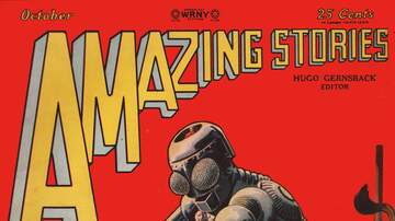 image for Amazing Stories Returns.
