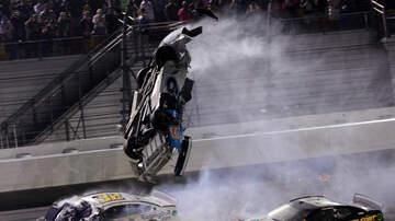 image for NASCAR's Ryan Newman With A Horrific Crash & Miraculous Survival