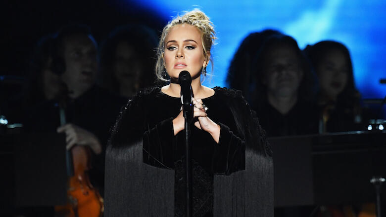 Adele's Estranged Father Dies At 57: Report