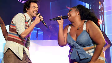 image for Lizzo Gives Harry Styles The Sexiest Shoutout On 'Adore You' Cover: Watch