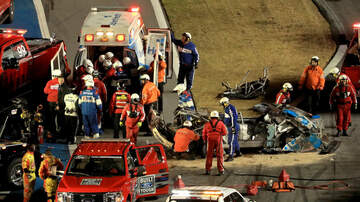 image for The Ryan Newman Crash