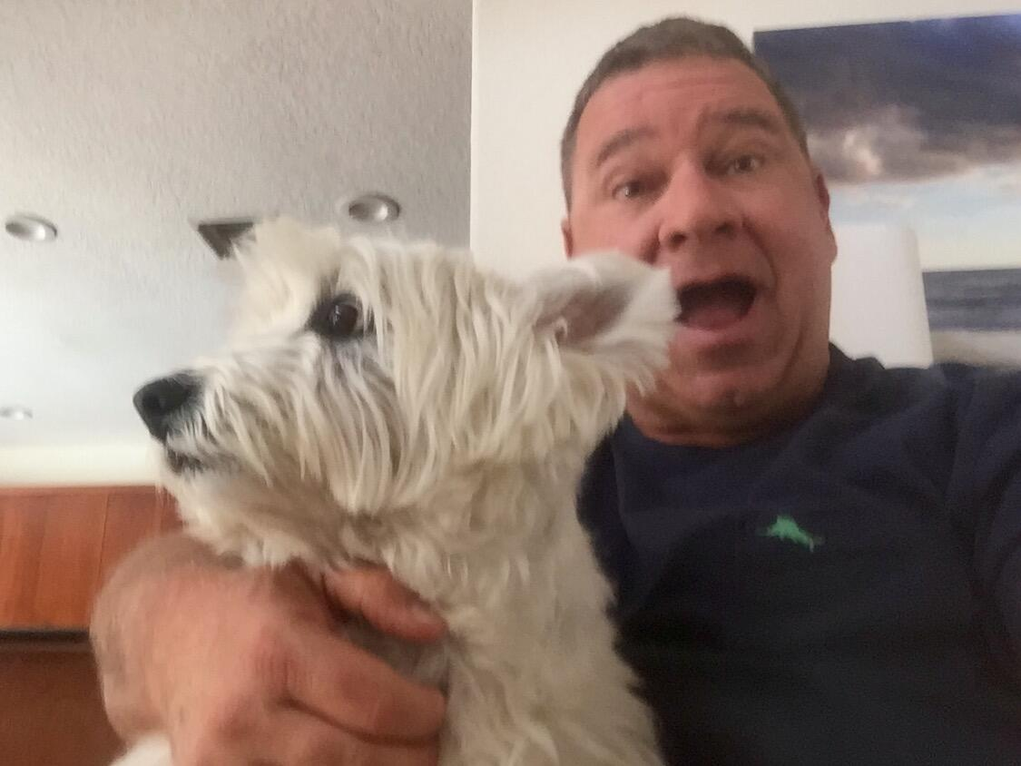Paul Castronovo Musings: When Are We Gonna Get Another Dog?   BIG 105.9
