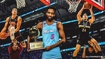 image for 2020 NBA Dunk Contest Full Highlights