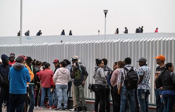 Border Patrol Released 375,000 Illegal Immigrants in 2019: Report   Michael Berry   NewsRadio 740 KTRH