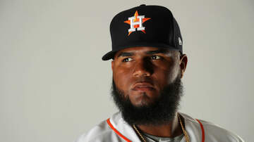 image for Astros Pitcher Martes Suspended For Year