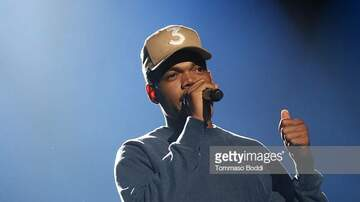 image for Chance the rapper & Lil Wayne  performs at the all-star basketball game