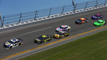 image for Fiery Finish on the Last Lap of Daytona 500