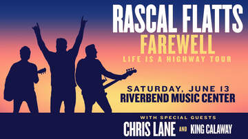 image for Rascal Flatts Farewell: Life Is A Highway Tour 2020