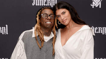 image for Lil Wayne & His Fiancée La'Tecia Thomas Go Instagram Official