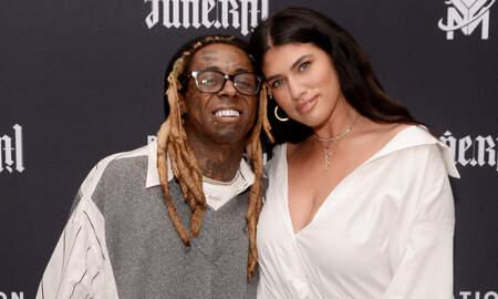 image for Lil Wayne & His Fiancée La'Tecia Thomas Go Instagram Official