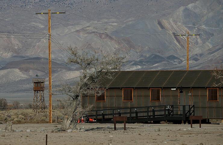 Former WWII Era Internment Camp Preserved As Manzanar National Historic Site