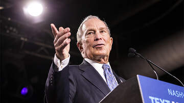 image for Mike Bloomberg Qualifies For Democratic Debate In Nevada