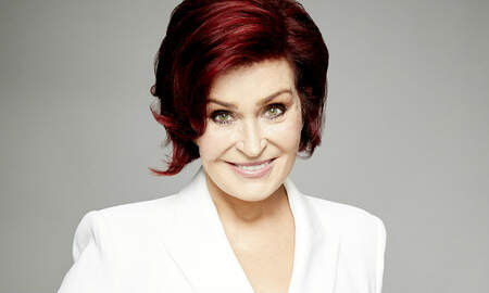 image for Sharon Osbourne Debuts Dramatic White Hair Transformation: See Her New 'Do